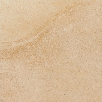 "Epoch Architectural Surfaces 12"" x 12"" Porcelain Field Tile in Golden Sandstone"