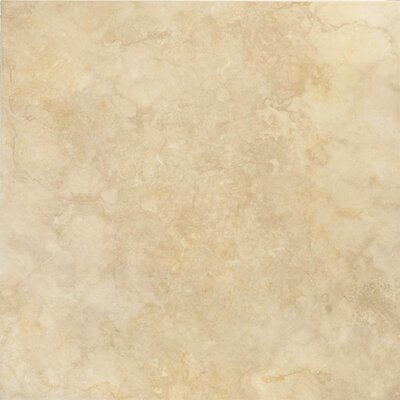 "Epoch Architectural Surfaces 12"" x 12"" Ceramic Field Tile in Ivory"