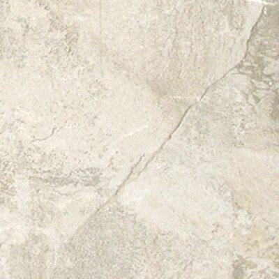 "Epoch Architectural Surfaces 6"" x 6"" Porcelain Field Tile in White Slate"