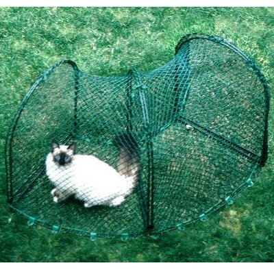 Kittywalk Systems Curves Pet Enclosure (Set of 2)