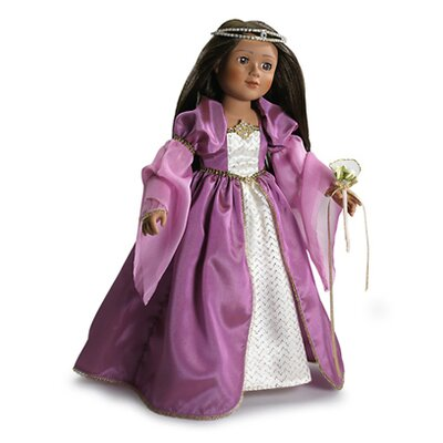 "Carpatina Renaissance Princess Outfit for 18"" Slim Dolls"