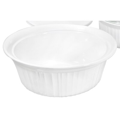 Corningware French White 10 Piece Bake and Serve Set