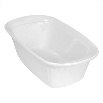French White FW 1.75 Qt. Loaf Dish