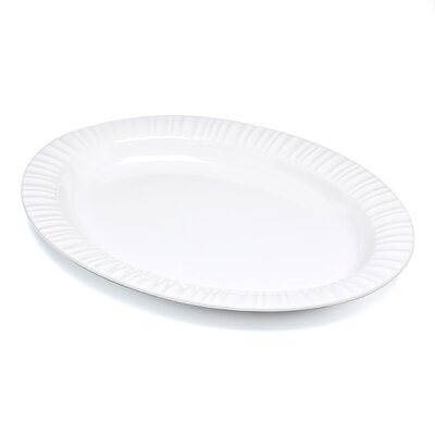 <strong>Corningware</strong> French White Oval Platter