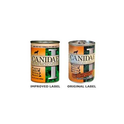 Canidae Lamb and Rice Formula Wet Dog Food