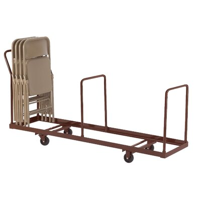 National Public Seating Folding Chair Caddy DY35/DY50