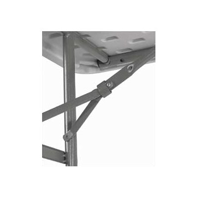 "National Public Seating 60"" Rectangular Folding Table"