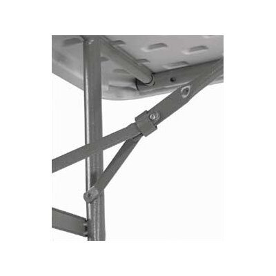National Public Seating 6' Rectangular Folding Table