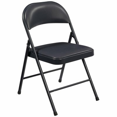 National Public Seating Commercialine Vinyl Padded Folding Chair