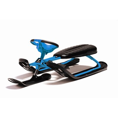 Stiga Curve Royal Snow Sled in Blue