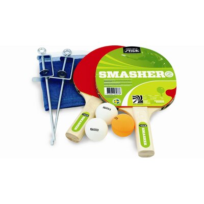 Stiga Smasher 6 Piece Set