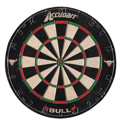 Accudart Bull Bristle Dartboard