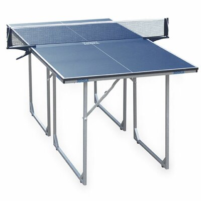 Midsize Indoor Table Tennis Table
