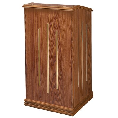 Oklahoma Sound Corporation The Premier Floor Lectern # 501