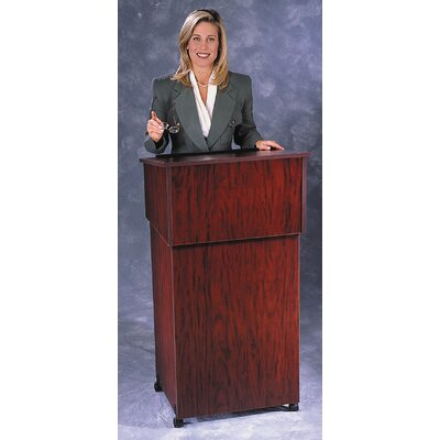 Oklahoma Sound Corporation Lectern Base - AV Cart #112