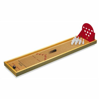 Carrom Tabletop Bowl-A-Mania