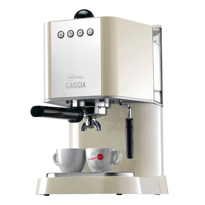 Gaggia Baby New Semi-Automatic Espresso Machine
