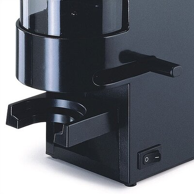 Gaggia MDF Grinder in Black