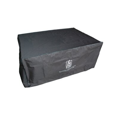 The Outdoor GreatRoom Company Rectangular Vinyl Cover for Naples, Sierra, and SanJuan Fire Pits