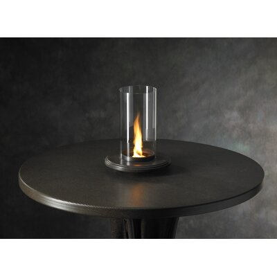 The Outdoor GreatRoom Company Intrigue Table Top Venturi Flame Fire Pit