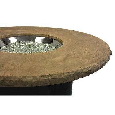 The Outdoor GreatRoom Company Colonial Fiberglass Coffee Table