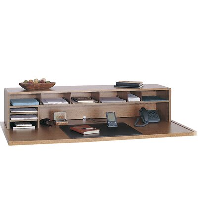 Safco Products Company Large Low Profile Desktop Organizer