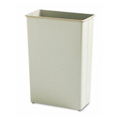 Safco Products Company 88 qt. Rectangular Wastebasket