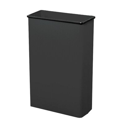 Safco Products Company 88 qt. Square Wastebasket