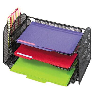Safco Products Company Mesh Desk Organizer