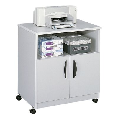 Safco Products Company Machine Stand with Open Compartment