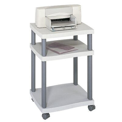 Safco Products Company Wave Design Printer Stand