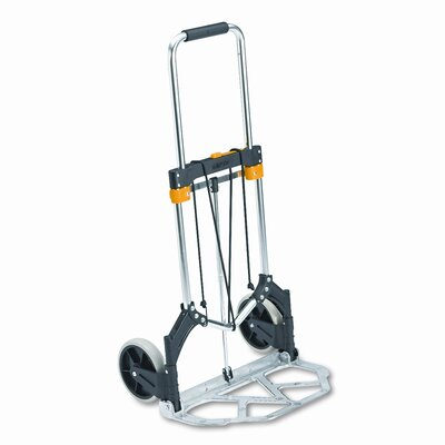 Safco Products Company Stow-Away Medium Hand Truck