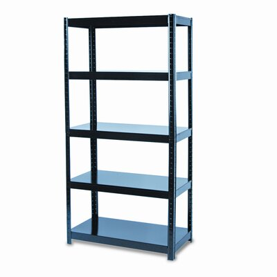 Safco Products Company Boltless Steel Shelving, 5 Shelves