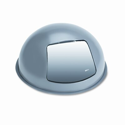Safco Products Company Optional Steel Push Top Dome Lid