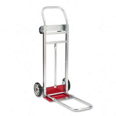 Safco Products Company 3-Way Convertible Hand Truck