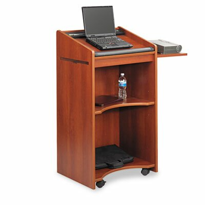 Safco Products Company Executive Mobile Lectern