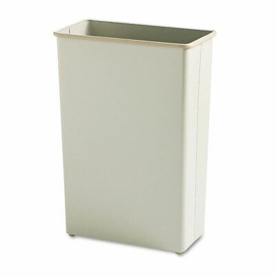Safco Products Company 88 Quart Rectangular Wastebasket