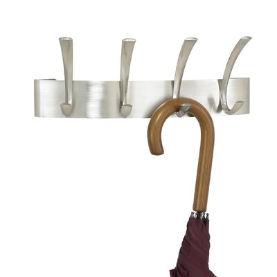 Safco Products Metal Coat Rack
