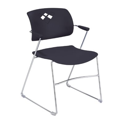 Veer Four Stacking Chair