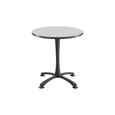 "Safco Products Company Cha-Cha™ 30"" Round Table, X Base"