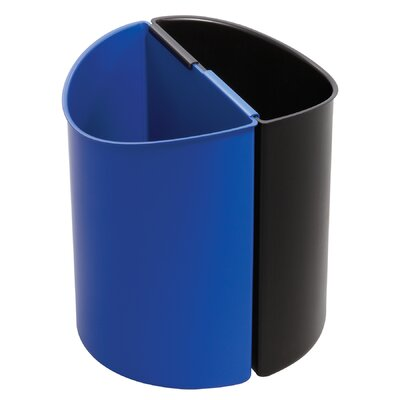 Safco Products Company Recycling Waste Basket