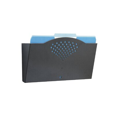 Safco Products Company Legal Size Steel Wall Rack