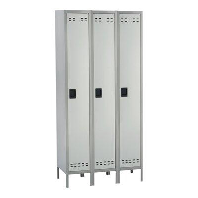 Safco Products Company Single Tier Locker