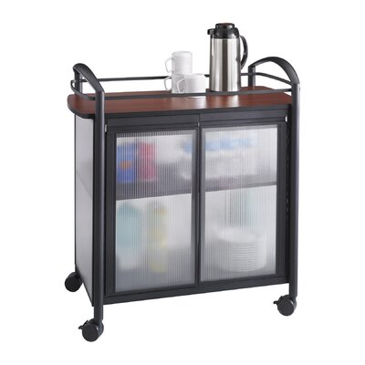 Safco Products Company Impromptu Refreshment Cart