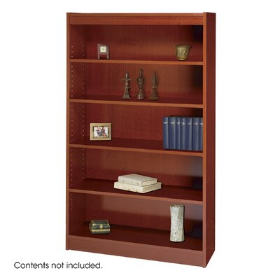 "Safco Products Company 60"" H Square-Edge Bookcase"