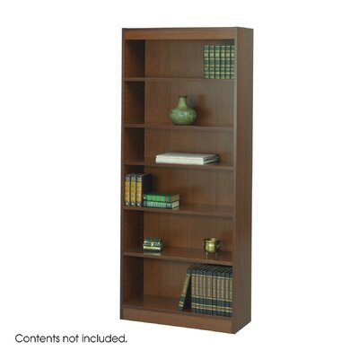 Safco Products Company 72&quot; H Veneer Baby Bookcase