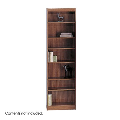Safco Products Company 84&quot; H Veneer Baby Bookcase