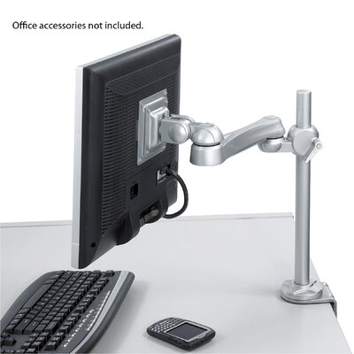 Safco Products Company Ergo Comfort Flat Panel Monitor Arm