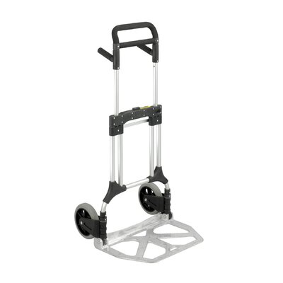 Safco Products Company Heavy-Duty Stow-Away Hand Truck