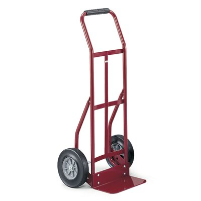 Safco Products Company Two-Wheel Steel Hand Truck, 300Lb Capacity